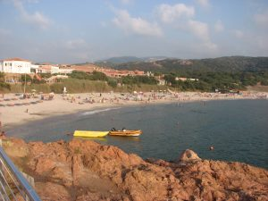 Spiaggia Longa Isola Rossa